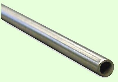 Aluminum Tubing Round  12 O.d. X 6 Ft Long 6061-t6 Seamless 0.370 I.d.
