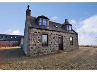 3 Bed Detached House with Land - Newburgh, Ellon, Aberdeenshire
