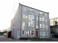 For Lease, fully furnished, well-presented, two bed, ground floor flat, Belgrave Terrace, Aberdeen.