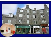 Stunning One Bedroom Flat: 179 Rosemount Place, Aberdeen, AB25 2XP