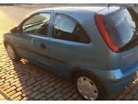 ((( LOW INSURANCE 1.0))) VAUXHALL CORSA 1.0 (( 2004 )) +3 DOORS HATCHBACK* MOT - 1 FULL YEAR +BLACK