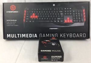 Gaming mouse and keyboard brand new