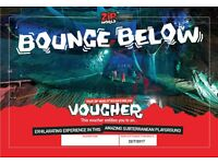 Bounce Below Adult day pass