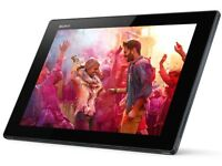 "Sony Xperia Tablet Z SGP321- 10.1"", WI-FI, and 4G, Bravia super bright HD screen"