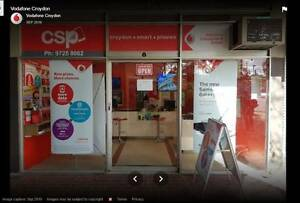 CSP - Vodafone Dealer Croydon Maroondah Area Preview