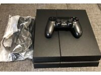 BUNDLE ps4 PS4 Ps 4 perfect condition like new with GTA5 gta5 bundle comes with controller
