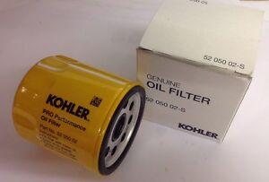 KOHLER OIL FILTER 5205002 fits Husqvarna 531029503 LT151 CT151 Kubota K1042-8108