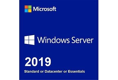 Series Products Stock ([SALE] Server 2019 Standard / Datacenter / Essentials - Full)