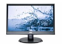 AOC E950swdak 18.5 inch LED Monitor - New in Box