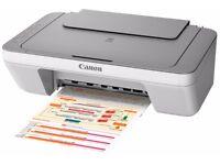 Canon PIXMA Colour Inkjet All-in-One Printer (Print/Copy/Scan)