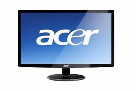 Computer monitor acer 1920 x 1080 hdmi like new
