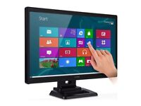 "HURRY ViewSonic TD2340 23"" Widescreen LCD Monitor - Touch Screen & HDMI"