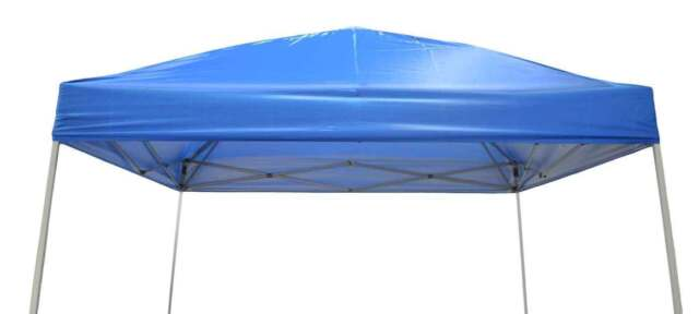 Outdoor EZ Pop Up 10x10 Canopy Replacement Top Quest Canopy Slant Leg CEH00296  sc 1 st  eBay & Outdoor EZ Pop up 10x10 Canopy Replacement Top Quest Canopy Slant ...