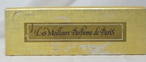 Vintage Collection Miniature Perfumes of Paris Les Meilleurs Parfums de Paris