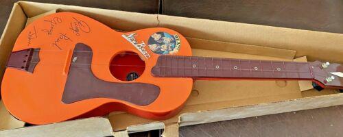 BEATLES NEWBEAT ORIGINAL 1964 TOY GUITAR BY SELCOL