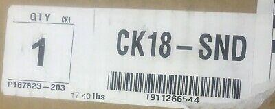Tennsco Steel Caster Kit36 In W X 18 In Dsand Ck18snd Sand