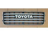 Toyota OEM 1981-1990 LandCruiser Rear Roof Drip Chrome Moulding 75586-90A00 FJ60