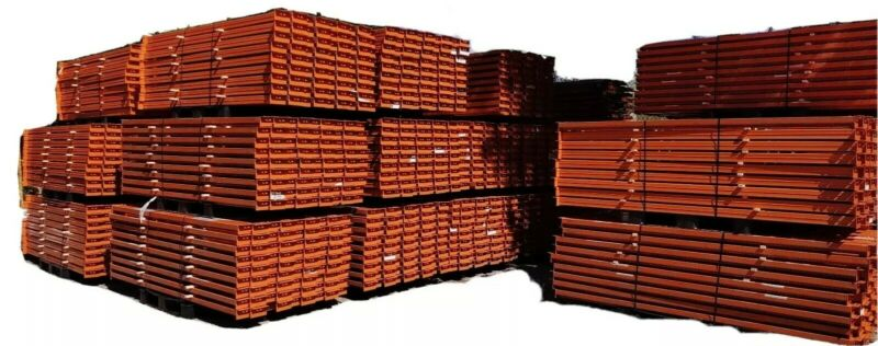 Pallet Racking Beams Bundles of 81
