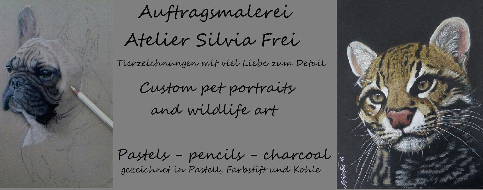 Silvia Frei Portraits