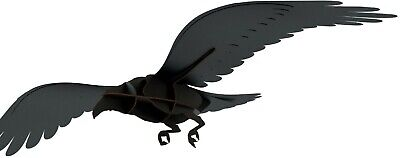 iBride Adam (Corbeau Adam) Life size black ravan from the French design house