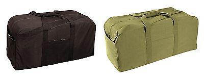 Gym Bags - Jumbo Cargo Gym & Sports Bag -Heavyweight Canvas 34