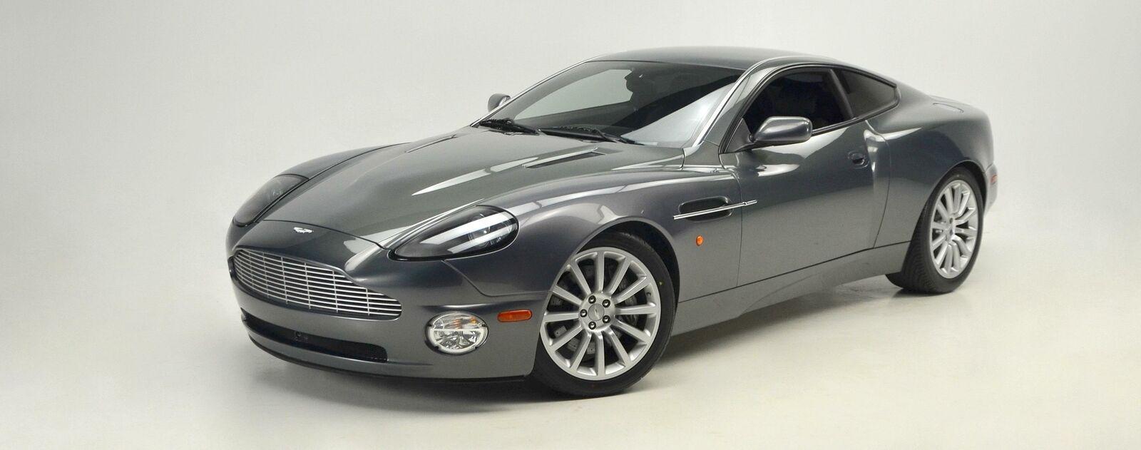 2003 Aston Martin Vanquish Ebay