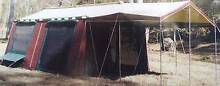 Canvas 8 person tent and equipment Port Macquarie 2444 Port Macquarie City Preview
