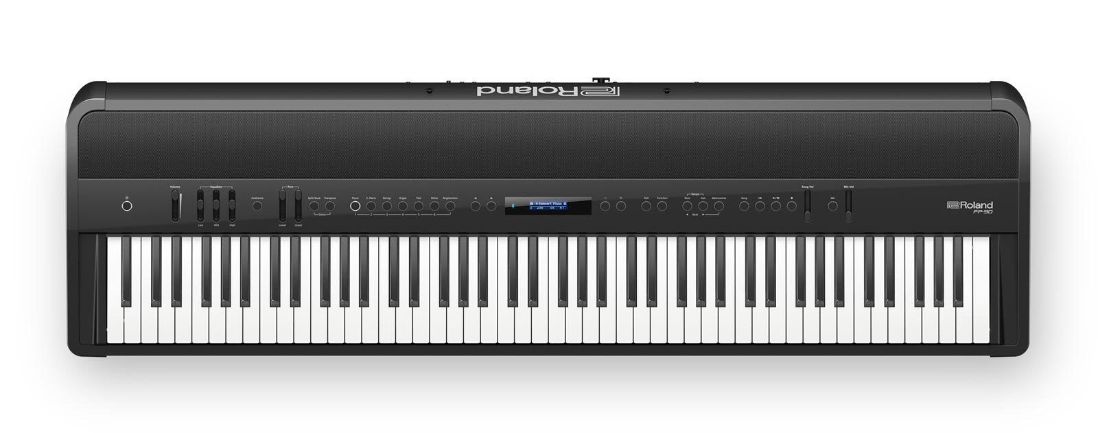 Roland FP-90 88-Key Portable Digital Piano with Integrated S