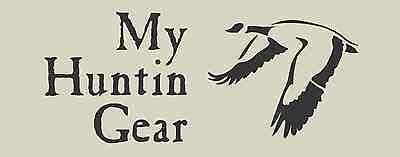 my-huntin-gear