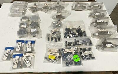 Lot 88 Parker Autoclave Stainless Tube Fittings Valves Adapters Couplings