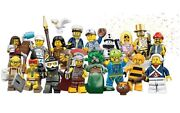 Lego Minifigures Series 10 Mr Gold
