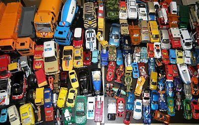 1 kg Spielzeugautos Matchbox Welly Siku Hot Wheels  Majorette usw. Guter Zustand