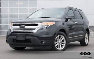 2015 Ford Explorer XLT **LEATHER**DUAL SUNROOF**HEATED SEATS**