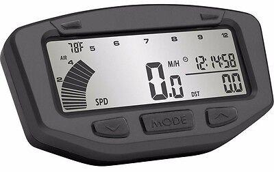 DRZ400 Trail Tech Vapor Tach Tachometer Suzuki Stealth Black 2000-2017