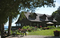 Manitoulin Island: Boutique Property/Executive Retreat