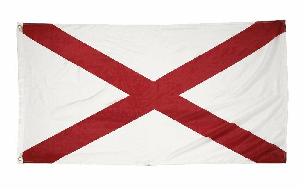 state of alabama big flag 3x5ft durable