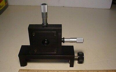 U.s. Laser Corp. Spatial Filter Part 1020-2 No Filter Holderfixture Only