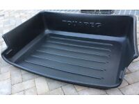Load-liner / Boot protector VW Touareg