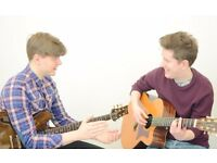 Learning Guitar Made Fast and Easy - Free Intro Lesson - Find out more: Guitar Tuition East London