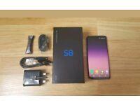 Samsung Galaxy S8 swap unlocked great condition