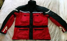 Hein Gericke Voyager Motorcycle Jacket XXXL