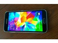 Samsung Galaxy S5 unlocked flip case with charger SWAP