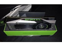 NVIDIA GTX 1080 Ti Founders Edition Boxed - Like New