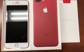 iPhone 7plus red ( Vodafone)