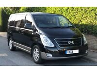 Hyundai i800 2.5 CRDi MPV, 2013, Excellent Condition, Hyundai Warranty, 47,000 Miles, Leather Seats