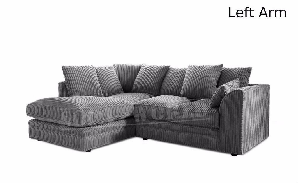 brand new 99c96 2c1cf Dylan Byron Brown and Beige Fabric Sofa Settee Couch three seater and two  seater | in Watford, Hertfordshire | Gumtree