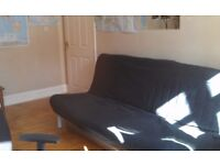 Move out sale - Couch, single bed, chest of drawers