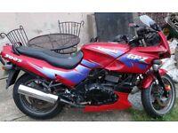 Kawasaki GPZ 500s. 1995. Breaking (spares/repairs)