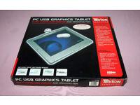 Tevion PC USB Graphics Tablet