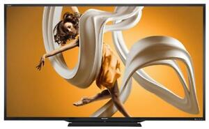 SHARP 40 Led TV $229.99 / 50| Smart TV From $299.99 / 55 Smart TV From $399.99 / 65 4K Smart TV From $699.99 No Tax